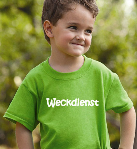 Weckdienst T-Shirt