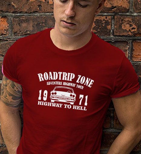 Highway to Hell T-Shirt gestalten